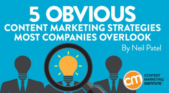 content marketing strategies cover