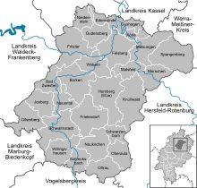 Schwalm-Eder-Kreis district of Germany - Wikipedia page