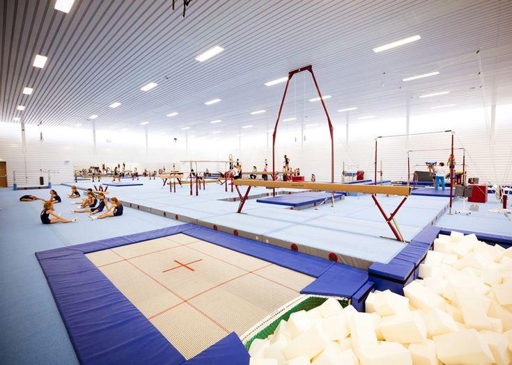 Best Of Gymnastics Gym Design