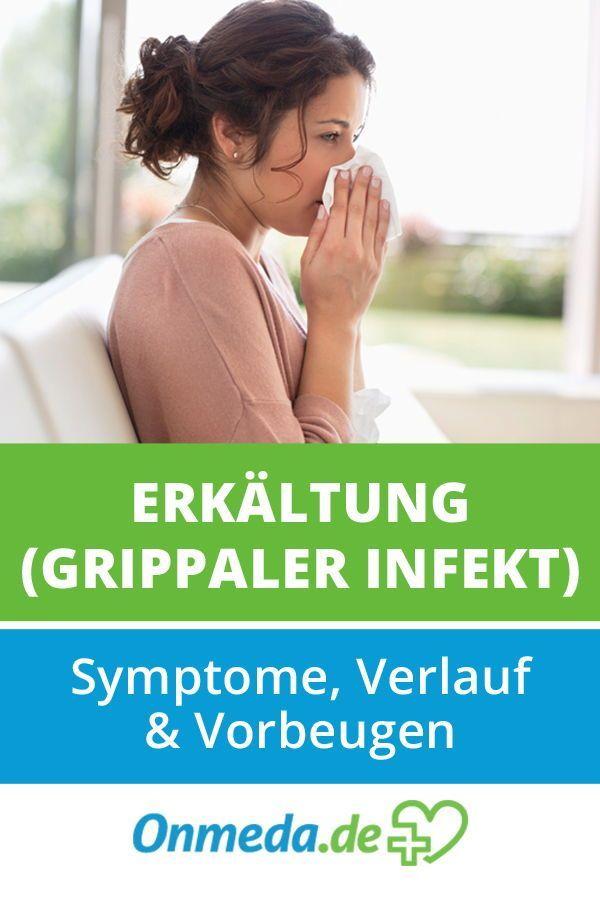 Erkaltung Grippaler Infekt Symptome Verlauf Vorbeugen Yoga