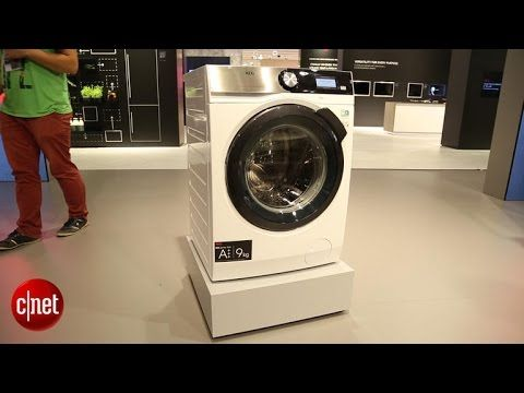 AEG's 9000 Series washer softens water to preserve your clothing - http://eleccafe.com/2016/09/02/aegs-9000-series-washer-softens-water-to-preserve-your-clothing/
