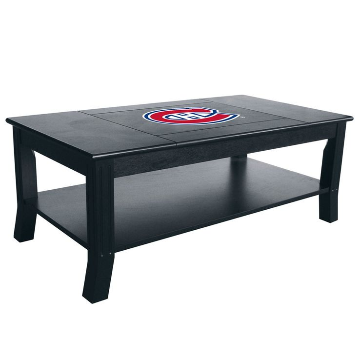 Coffee Table - Montreal Canadiens
