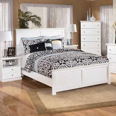 Shop our huge selection of bedroom furniture this #MemorialDay. Shop the entire Bostwick Shoals Collection by Ashley Furniture for less at AFW.com.