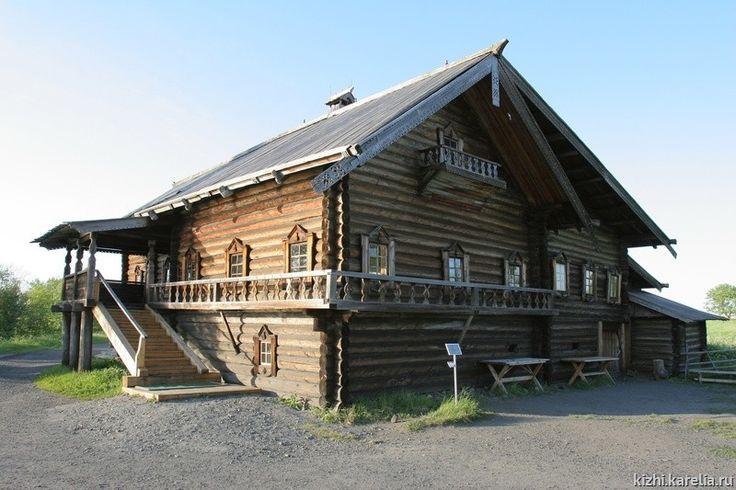 Дом Елизарова из д. Середка