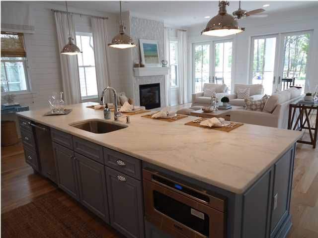 27 best kitchen family room combo images on pinterest for Kitchen family room layout