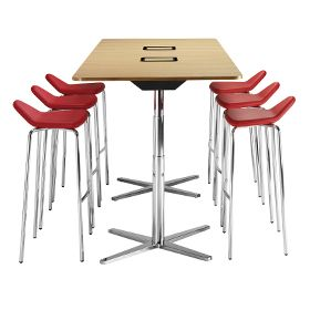 Best Office Conference Room Images On Pinterest Conference - Stand up meeting table