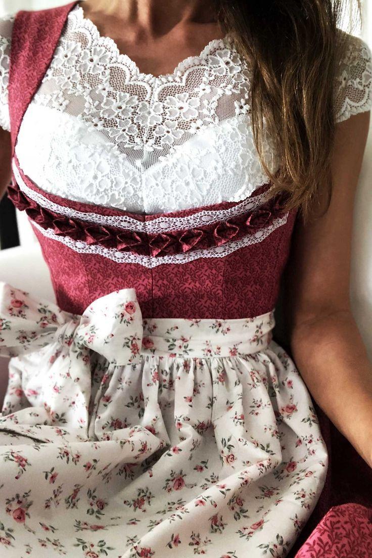 Dirndl ROSEMIE HOLLY BERRY – #Berry #dirndl #HOLLY…