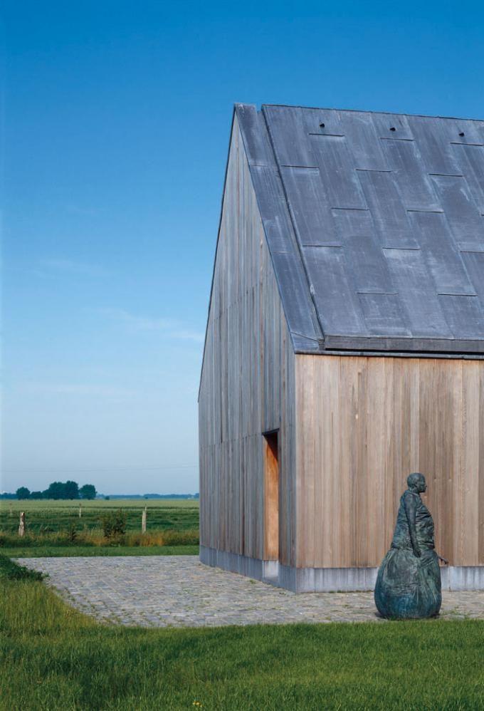 Álvaro de Siza. Casa en Oudenbourg, Oudenburg, Bélgica. Fotografía © Duccio Malagamba. Cortesía de TASCHEN.