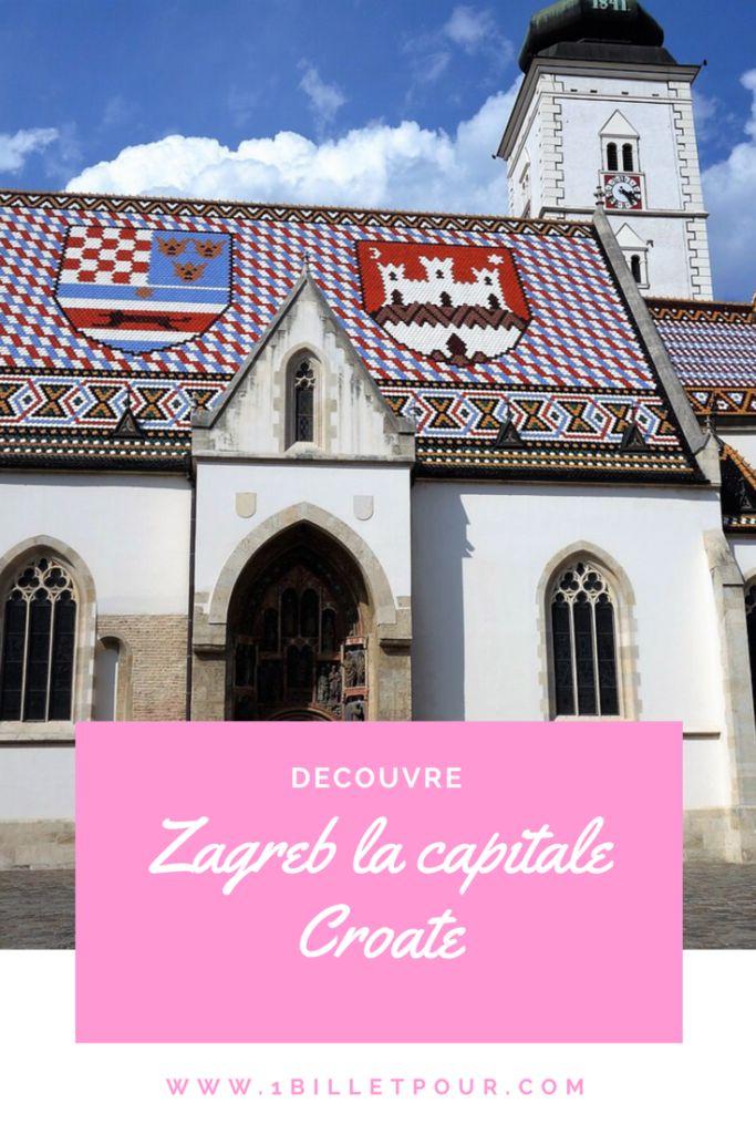 Zagreb, tourisme, que faire