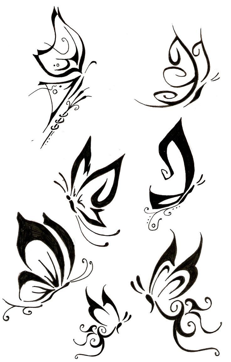 Small Butterfly Drawing At Getdrawings Com Free For Personal Use Tribal Butterfly Tattoo Butterfly Tattoo Designs Tribal Butterfly