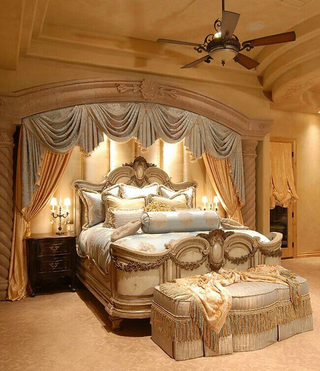 527 Best Romantic Bedroom Images On Pinterest