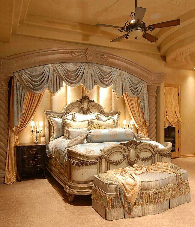 33 Glamorous Bedroom Design Ideas: Glamorous Glorious & Cozy