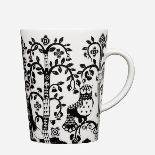 Iittala - Products - Eating - Dinnerware - Mug 0.4 L, black