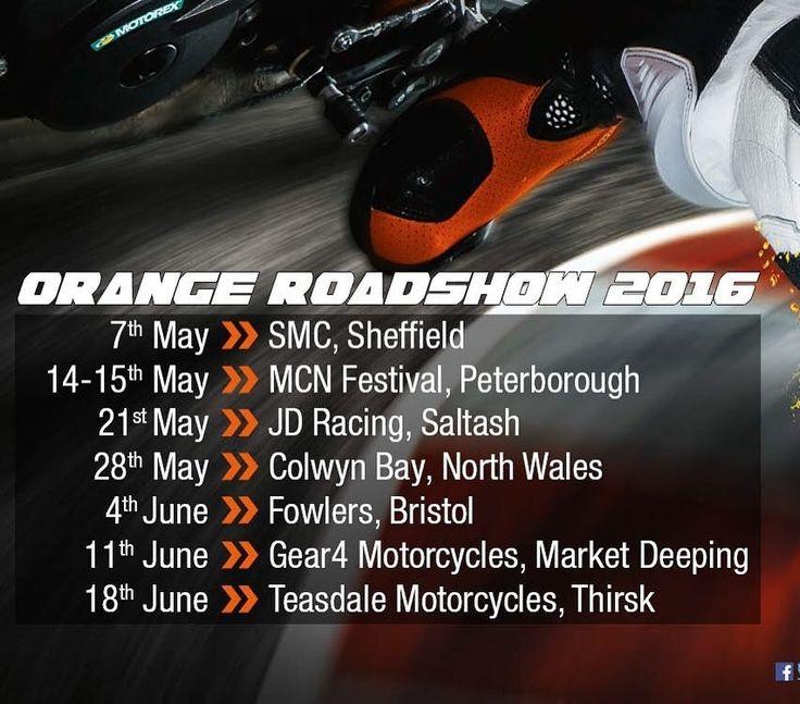 regram @ktm_uk  Want to test a new KTM street bike? The #OrangeRoadshow is at Sheffields @smcbikes today #smcbikes http://ift.tt/1Nmo8sN