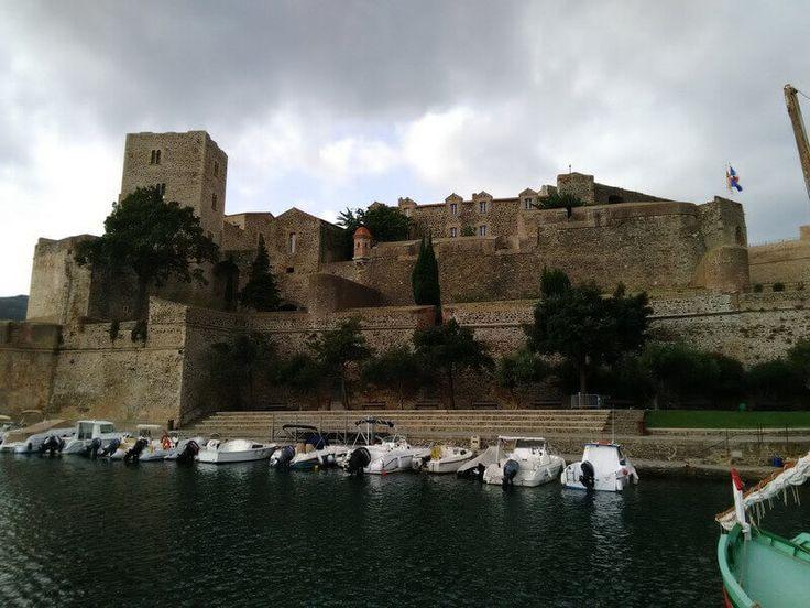 Collioure Palamos en Espagne puis direction Barcelone