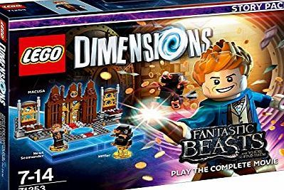 Warner Bros. Interactive Games LEGO Dimensions: Fantastic Beasts, Story Pack Warner Battle Pack Lego Dim. 590354 FANT.BEASTS (Barcode EAN = 5051892196864). http://www.comparestoreprices.co.uk/latest2/warner-bros-interactive-games-lego-dimensions-fantastic-beasts-story-pack.asp