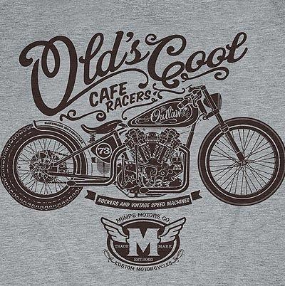 Camiseta Old's Cool