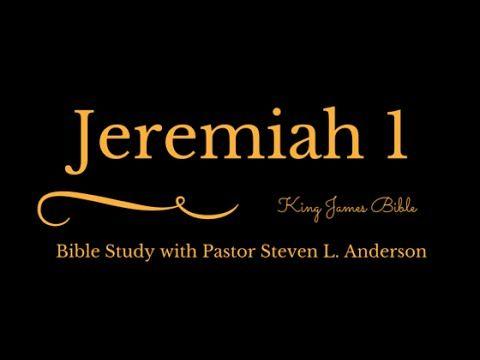 Image result for jeremiah 1 4 10 kjv
