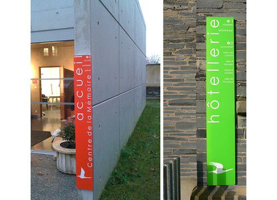 Centre de la Mémoire : SNAP Architecture