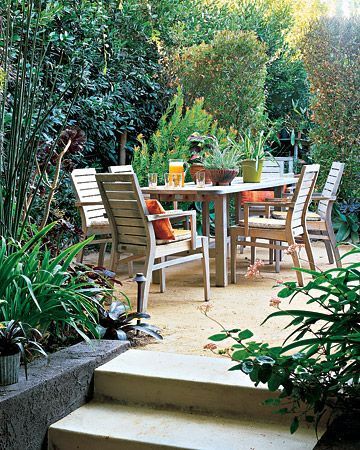99 best Budget Backyards images on Pinterest | Backyard patio, For Garden Design Outdoor Dining P E A on