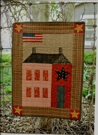 Country Threads :: House Quilt Patterns: