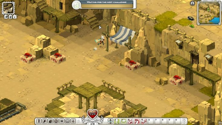 Wakfu is a 2D Role Playing MMO Game featuring turn based battles.  http://mmoraw.com/index.php?option=com_content=article=248:wakfu=5:turn-based-strategy-mmotbs=6