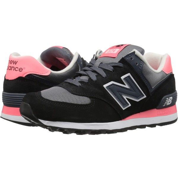 New balance classics core plus collection black guava