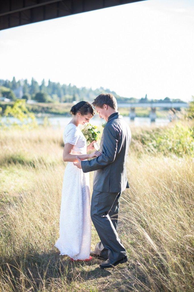 mennoite wedding | Just Married: Sean & Kelly, A Mennonite ...