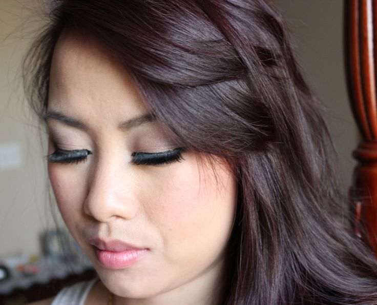 25 trending burgundy brown hair color ideas on pinterest dark deep burgundy brown hair color best hair color for black natural hair check more at urmus Image collections