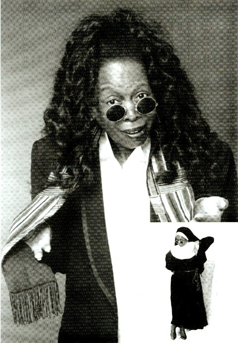 whoopi goldberg coloring pages - photo#5