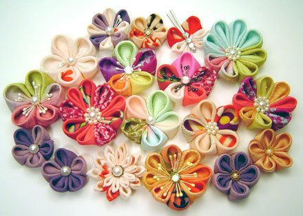 Beautiful Japanese flowers