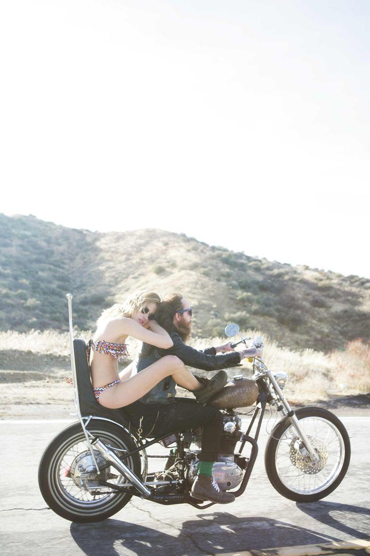20 best bike inspiration images on pinterest | biker couple