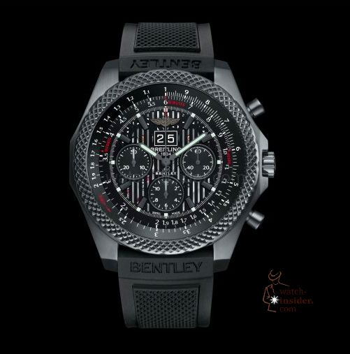 Breitling for Bentley 6.75 Midnight