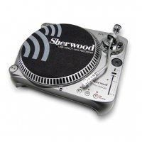 /** Priceshoppers.fr **/ Platine vinyle USB - SHERWOOD - PM-9906 - Table de mixage - Platine