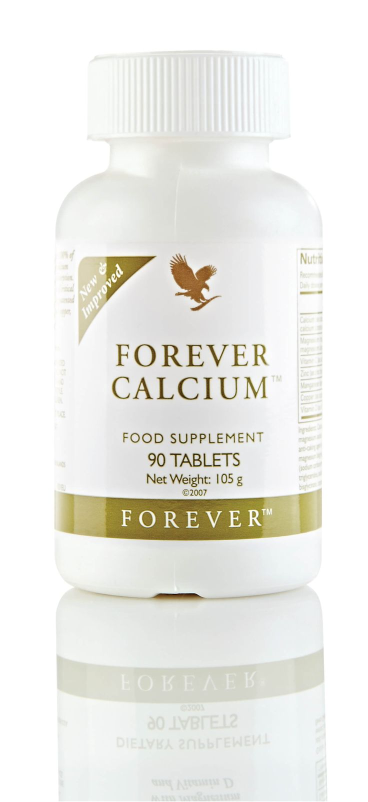Calcium helps with the release of insulin and stabilises and optimises various enzymes. http://link.flp.social/Jtw0Ag