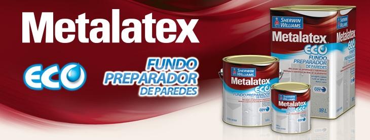 Metalatex Eco Fundo Preparador para Parede