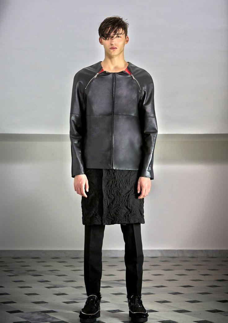Gaetano navarra Menswear 2014-15