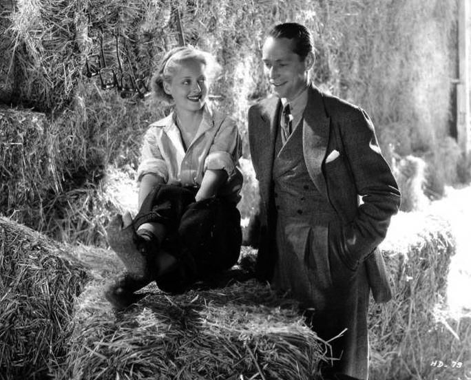 Image result for franchot tone and bette davis