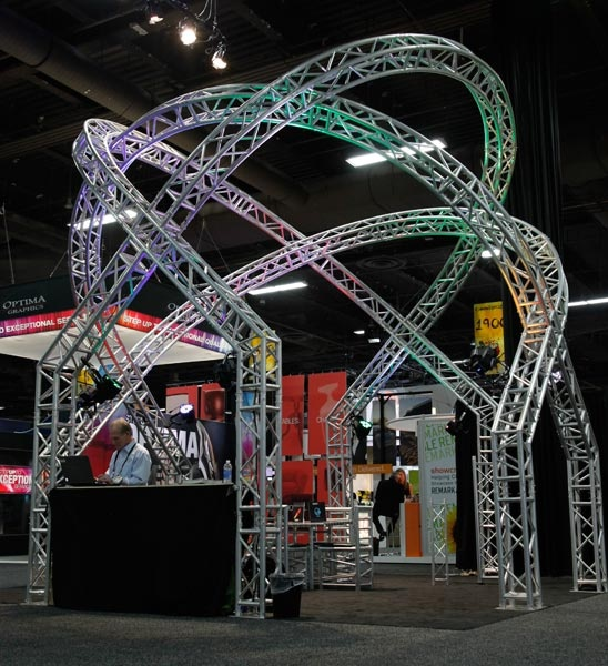 cool booth design