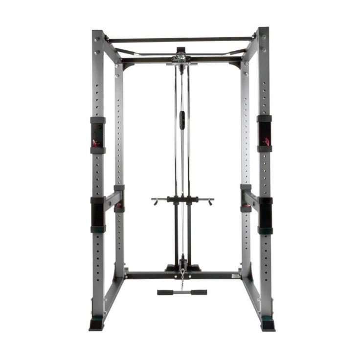 Bodycraft f430 power rack system incl lat pulldown low