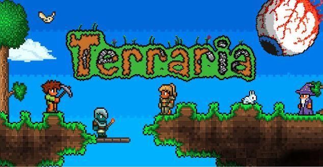 terraria full game latest apk