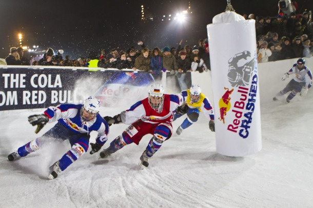 Red Bull Crashed Ice. Next stop: Lausanne, Switzerland ...