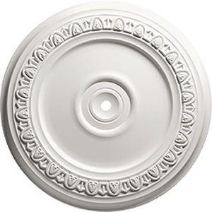 Egg & Dart ceiling medallion.