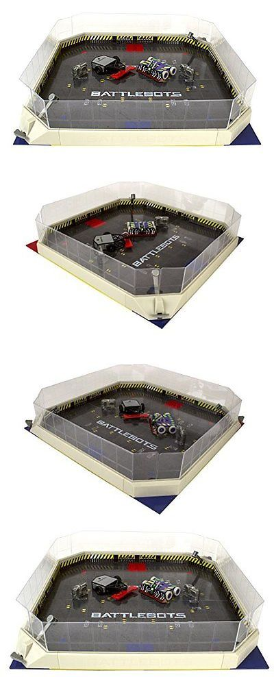 Micropets 52341: Battlebots Arena Playset Board Remote Control Game Entertainment Fun Electronic -> BUY IT NOW ONLY: $61.69 on eBay!