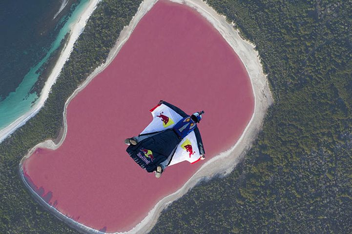 FLIPP Management | Ian + Erick for Red Bull #Pink Lake #photography
