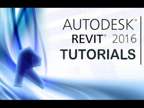 Revit 2016 - Tutorial for Beginners [COMPLETE]*