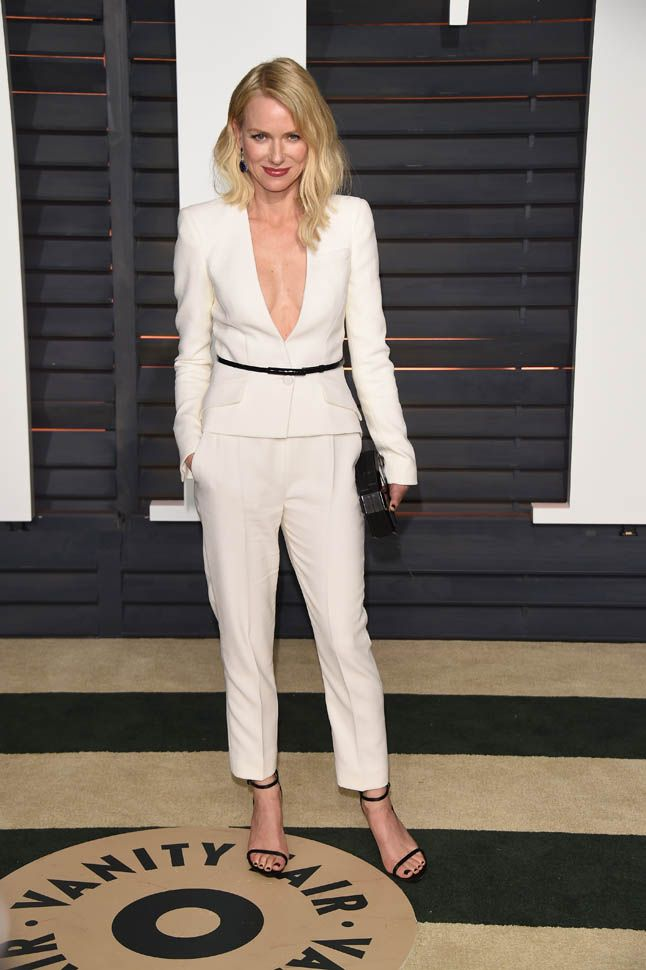 Naomi Watts at the 2015 Oscars and Vanity Fair Afterparty|Lainey Gossip Entertainment Update