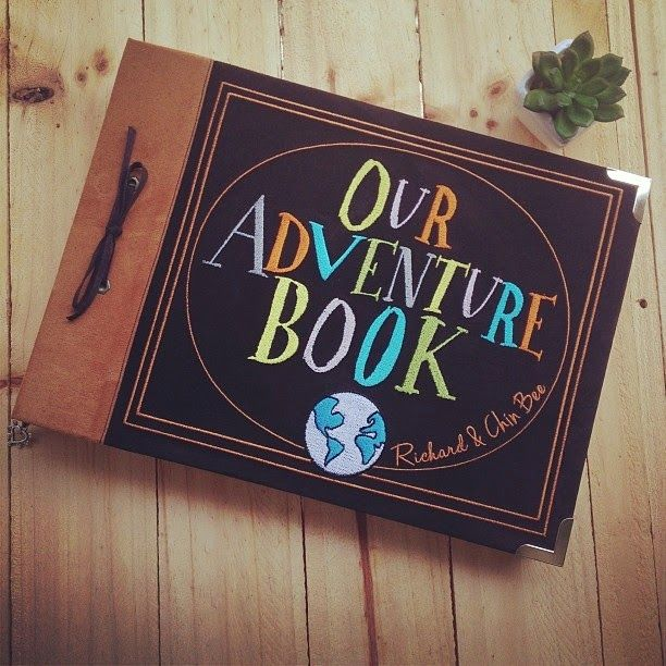Our Adventure Book Cover Diy : Best ideas about our adventure book on pinterest up