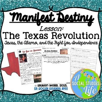 Texas Revolution: Texas, Battle of the Alamo, and the Lone