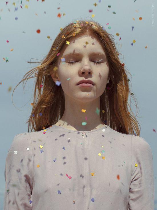 confetti shoot